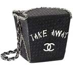 Chanel chinese take away bag